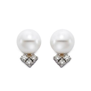 Mastoloni Pearl Stud Earrings