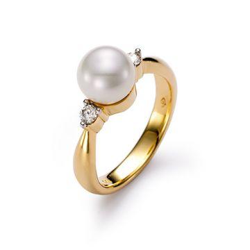 Mastoloni Classic Pearl Ring