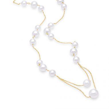 Mastoloni Cecile Chain Necklace