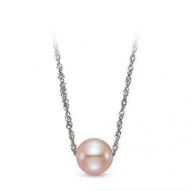 Mastoloni Floating Pearl Pendant Necklace