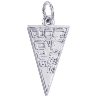 Sterling Silver Class of 2016 Charm